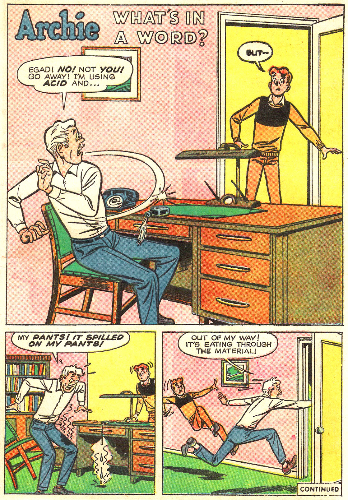 Read online Archie (1960) comic -  Issue #157 - 13