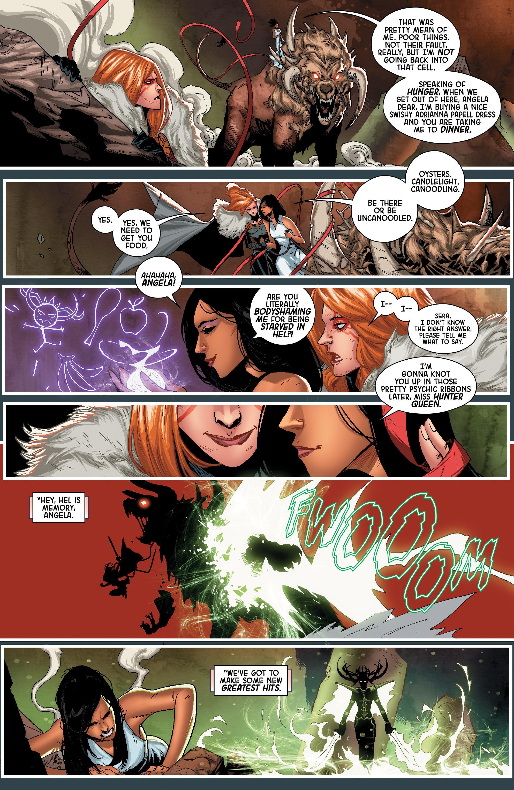 Read online Angela: Queen Of Hel comic -  Issue #5 - 7