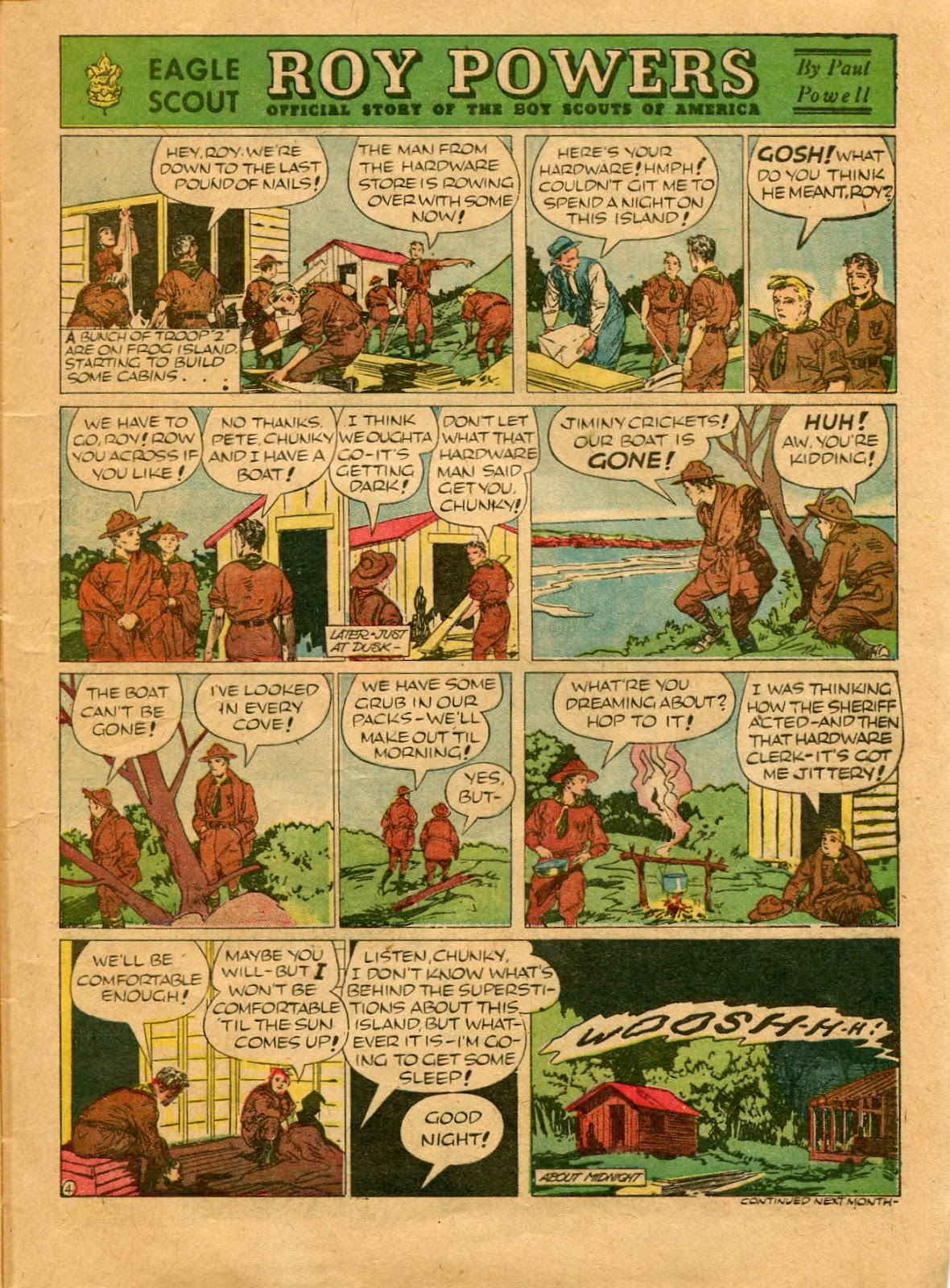 Read online Famous Funnies comic -  Issue #64 - 9