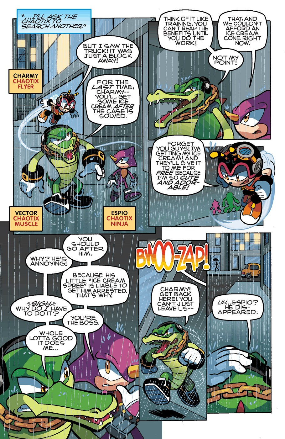 Read online Sonic Universe comic -  Issue #51 - 12