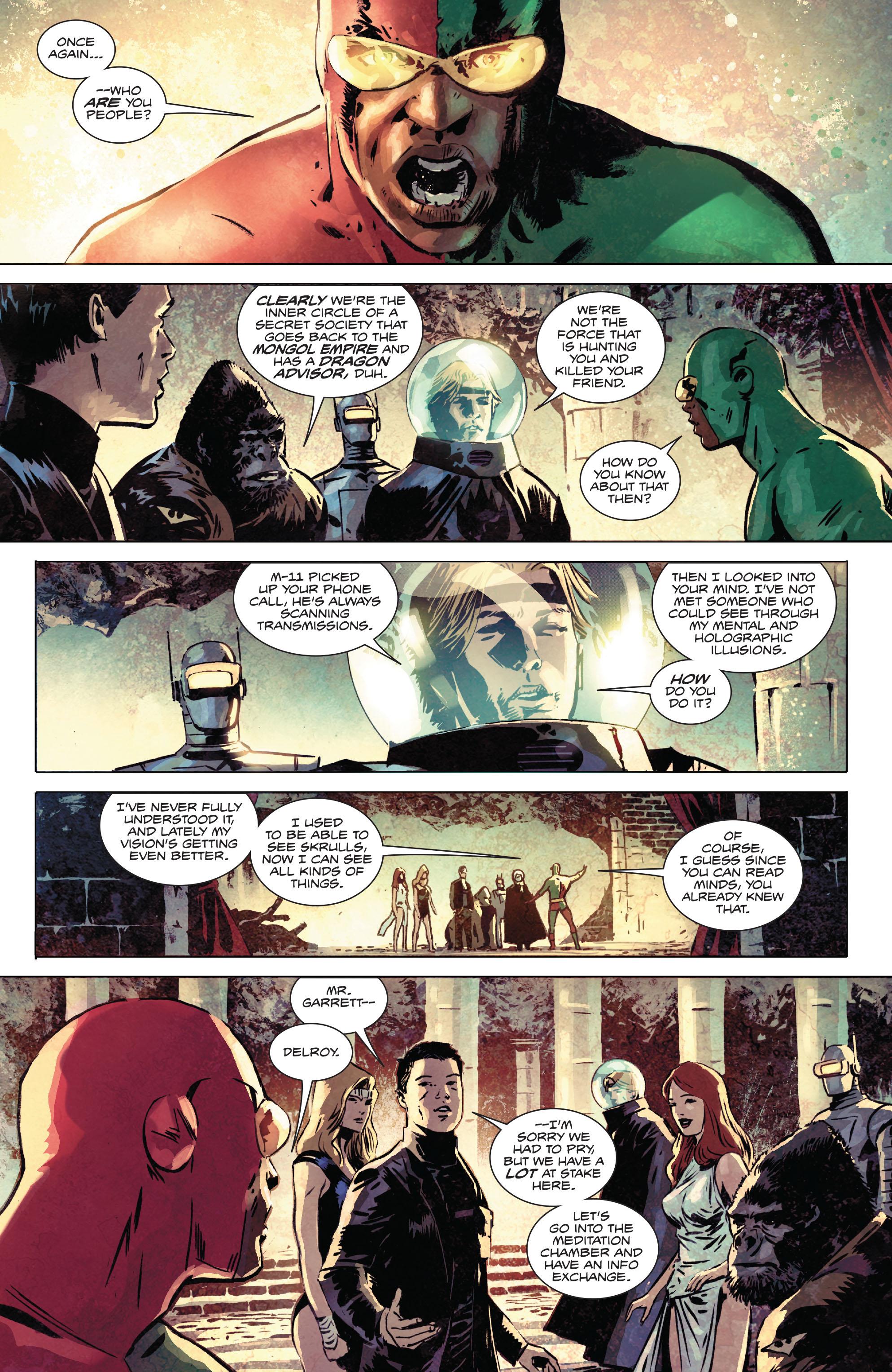 Read online Atlas comic -  Issue #2 - 7