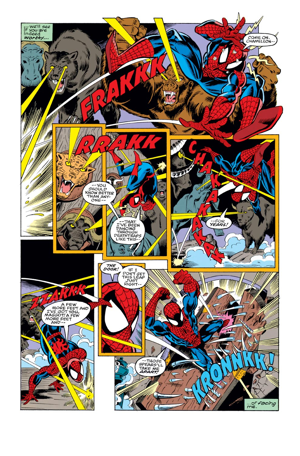 The Amazing Spider-Man (1963) 389 Page 14
