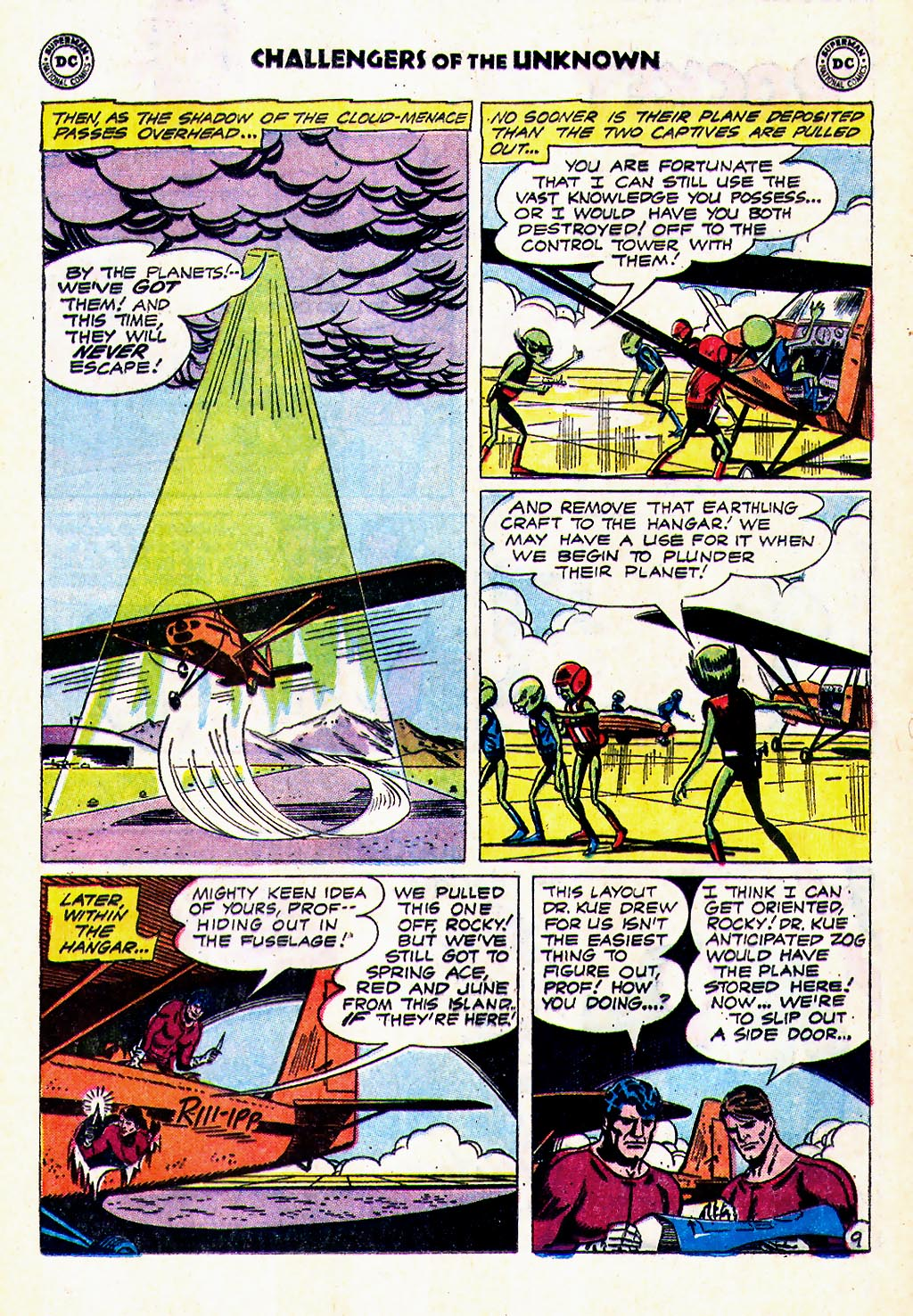 Challengers of the Unknown (1958) issue 23 - Page 28