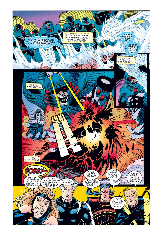 Read online Amazing X-Men (1995) comic -  Issue #1 - 20