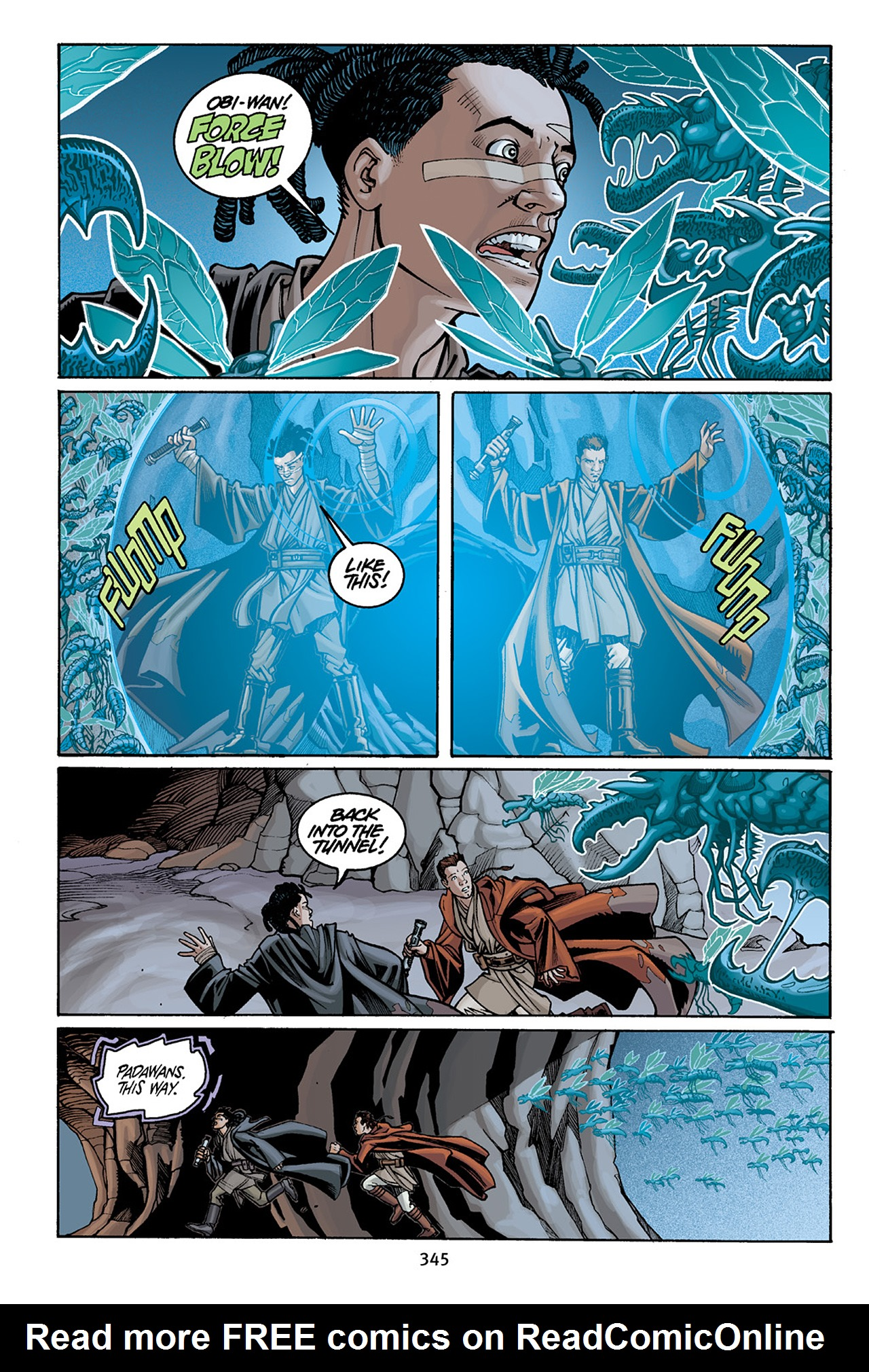 Read online Star Wars Omnibus comic -  Issue # Vol. 15.5 - 63