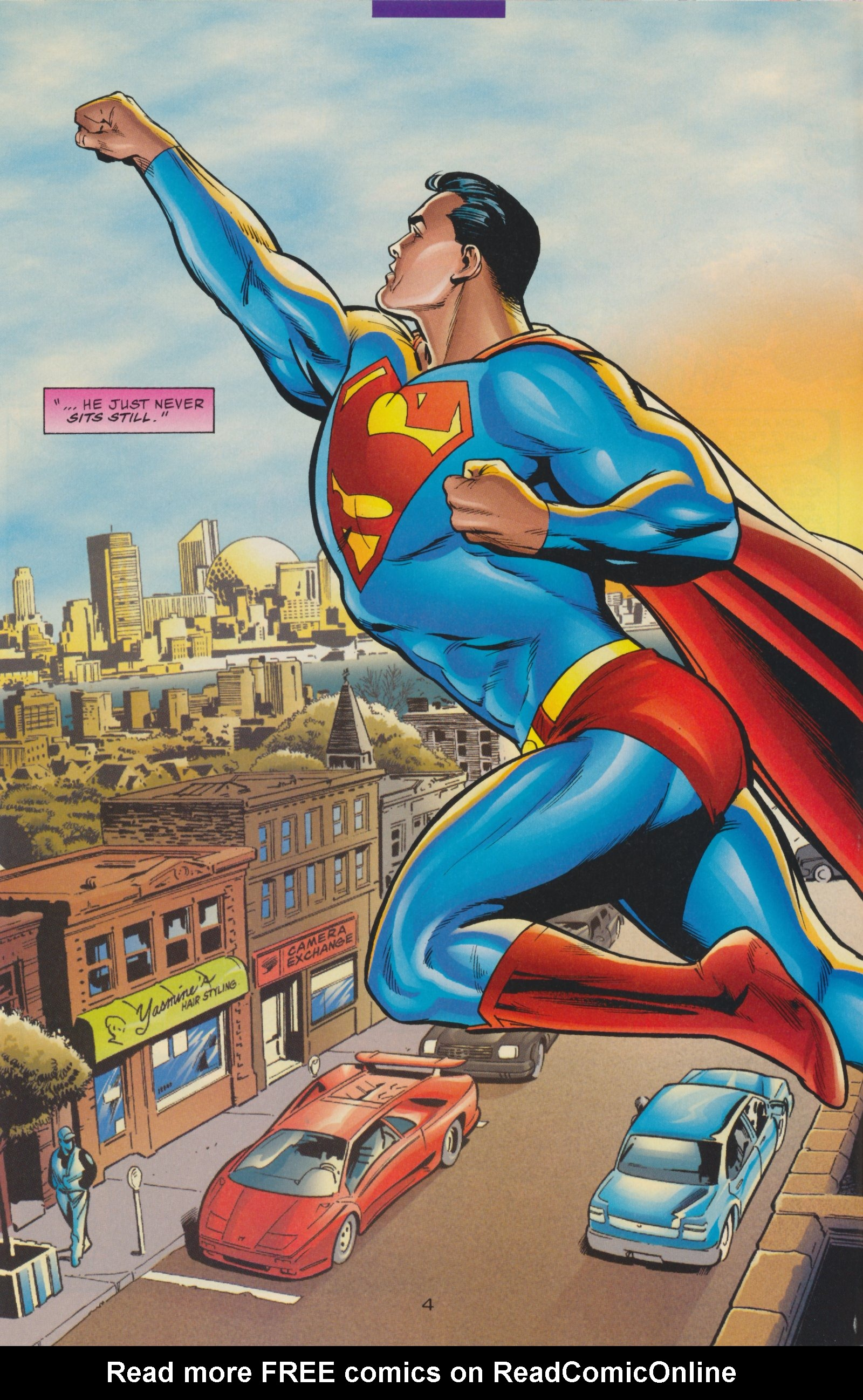 Read online Action Comics (1938) comic -  Issue #750 - 6