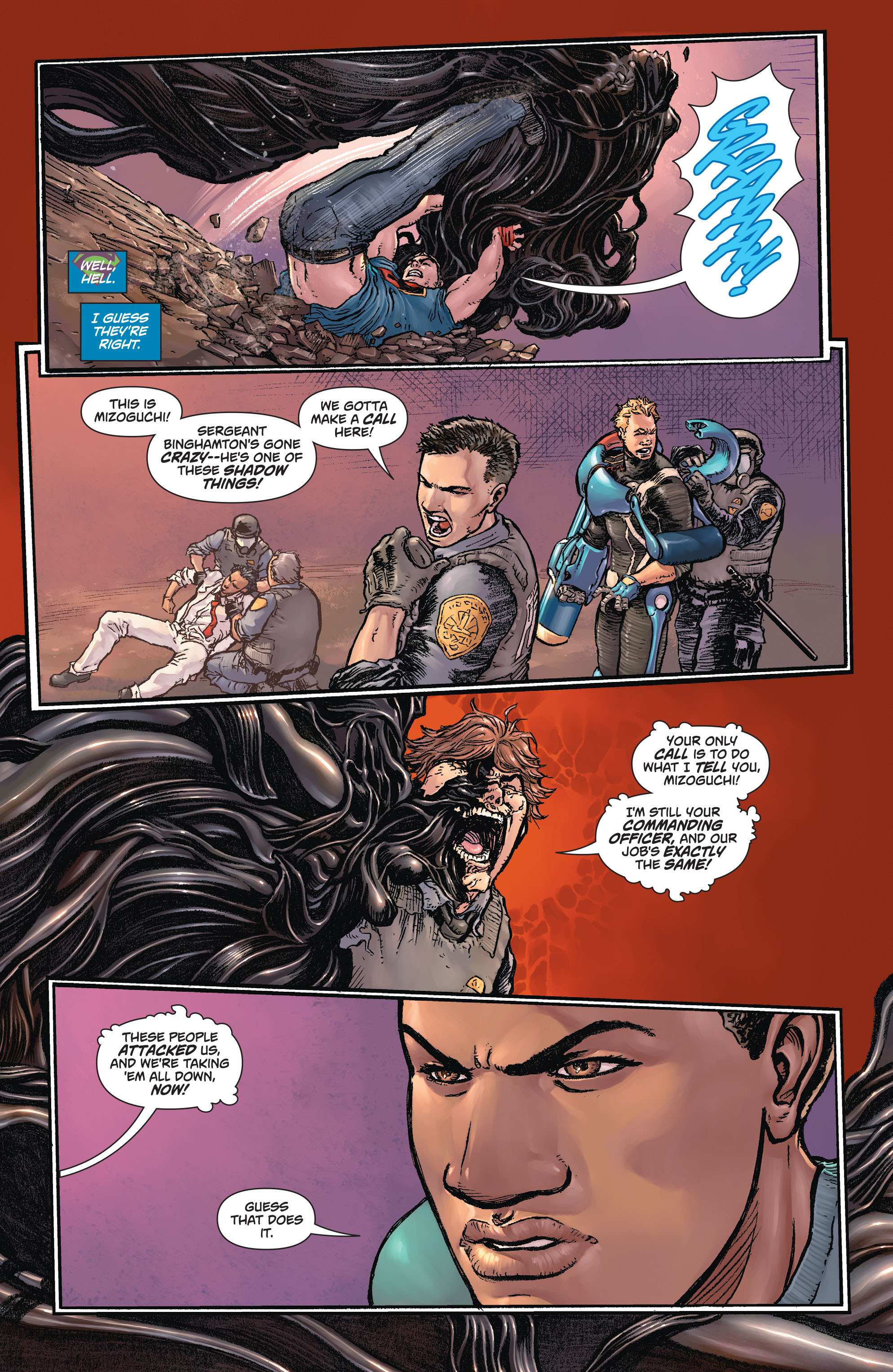 Read online Action Comics (2011) comic -  Issue #43 - 8