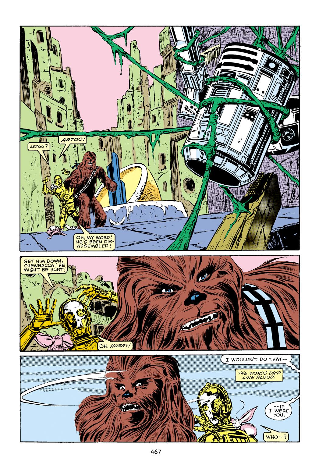 Read online Star Wars Omnibus comic -  Issue # Vol. 16 - 458