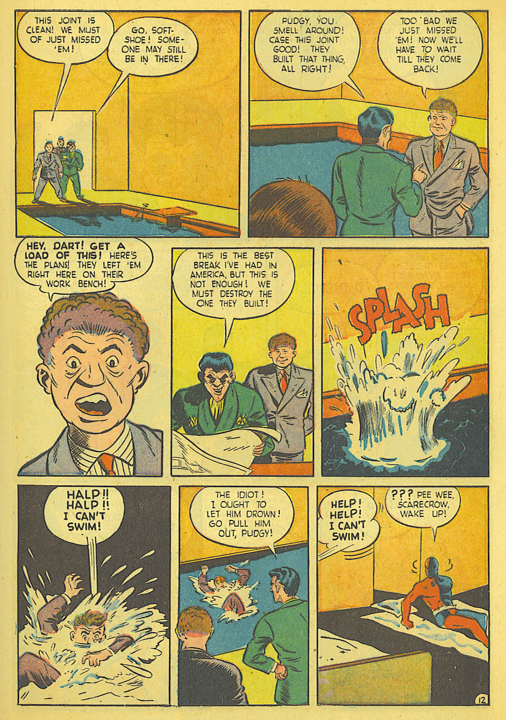 Daredevil (1941) issue 21 - Page 13