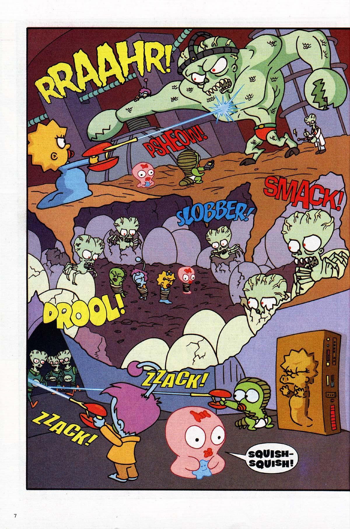 Read online Simpsons Comics Presents Bart Simpson comic -  Issue #15 - 28