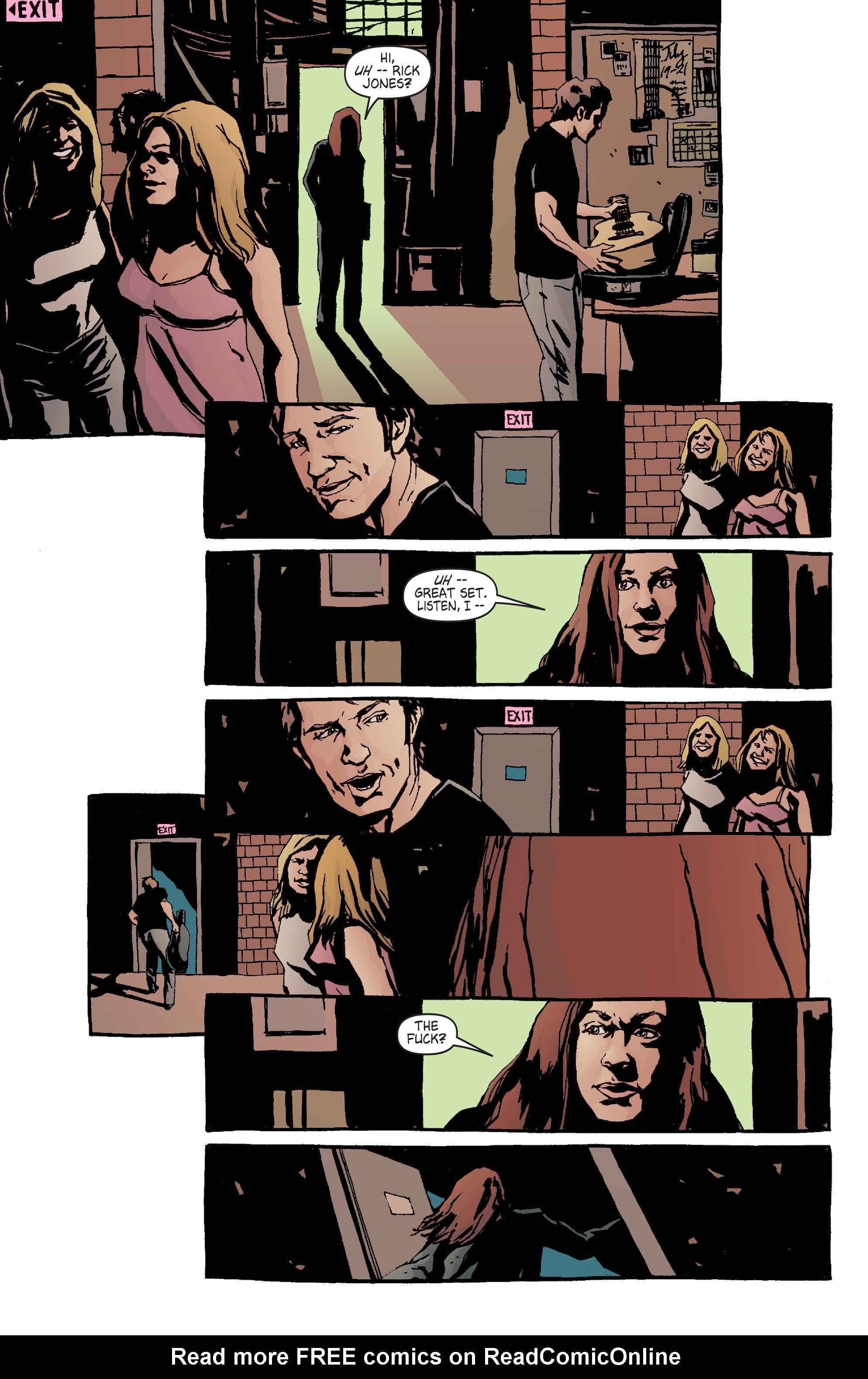 Read online Alias comic -  Issue #7 - 20