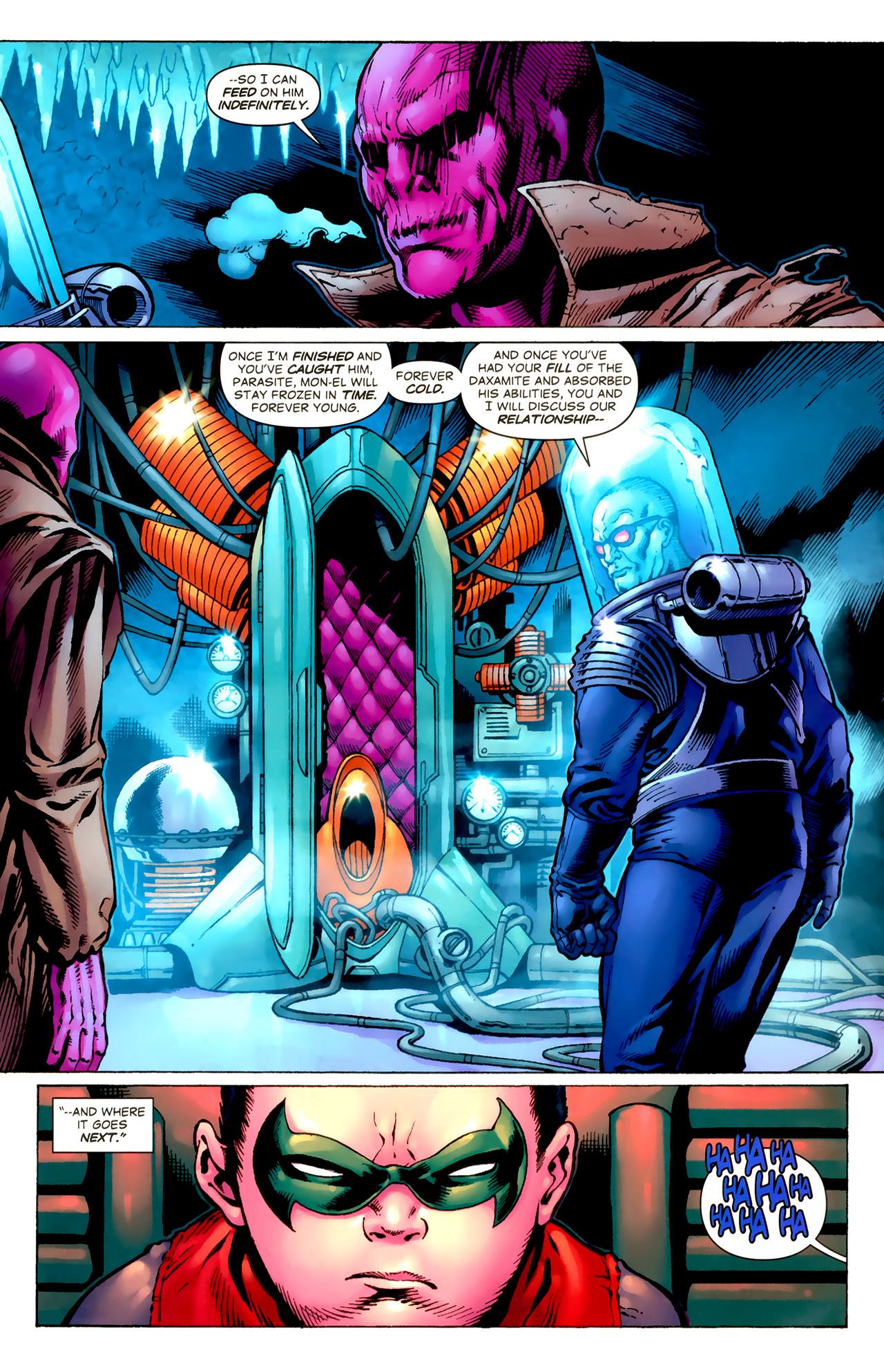 Read online World's Finest (2009) comic -  Issue #2 - 11