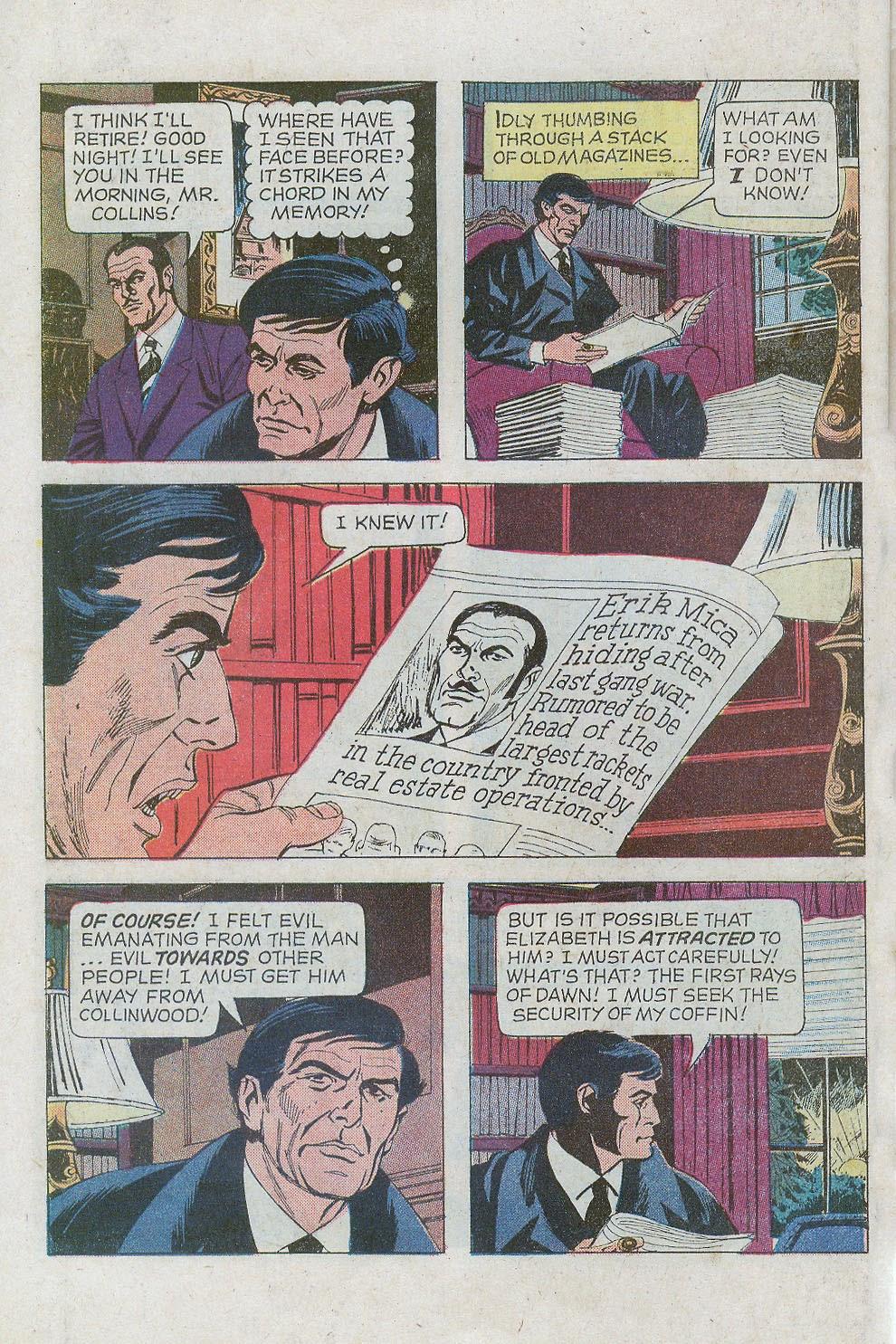 Dark Shadows (1969) issue 18 - Page 10