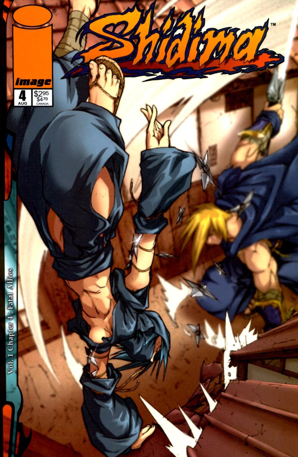 Read online Shidima comic -  Issue #4 - 1