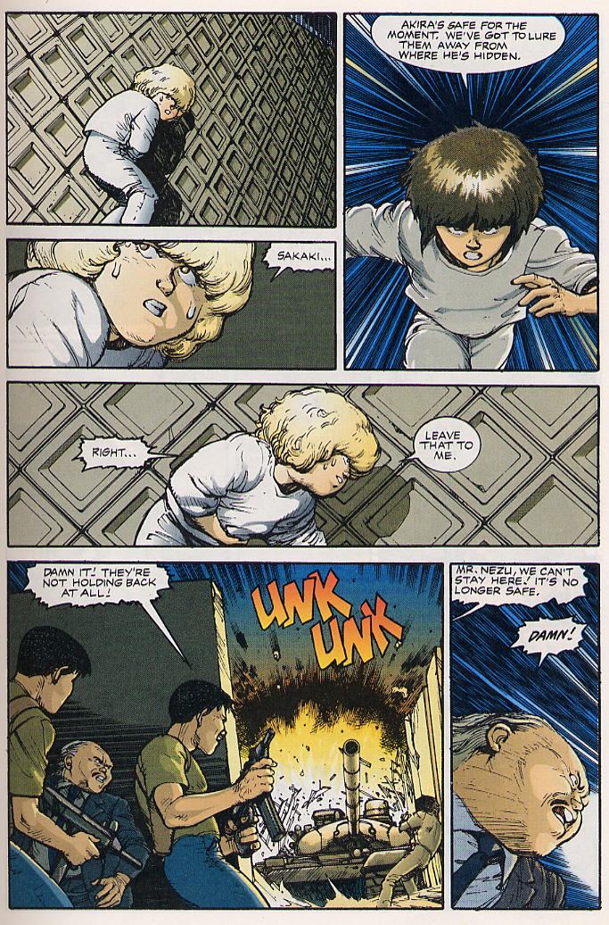 Read online Akira comic -  Issue #15 - 14