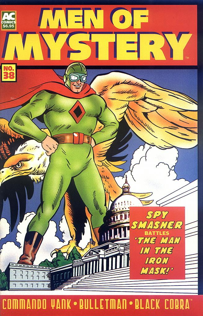 Read online Men of Mystery Comics comic -  Issue #38 - 1