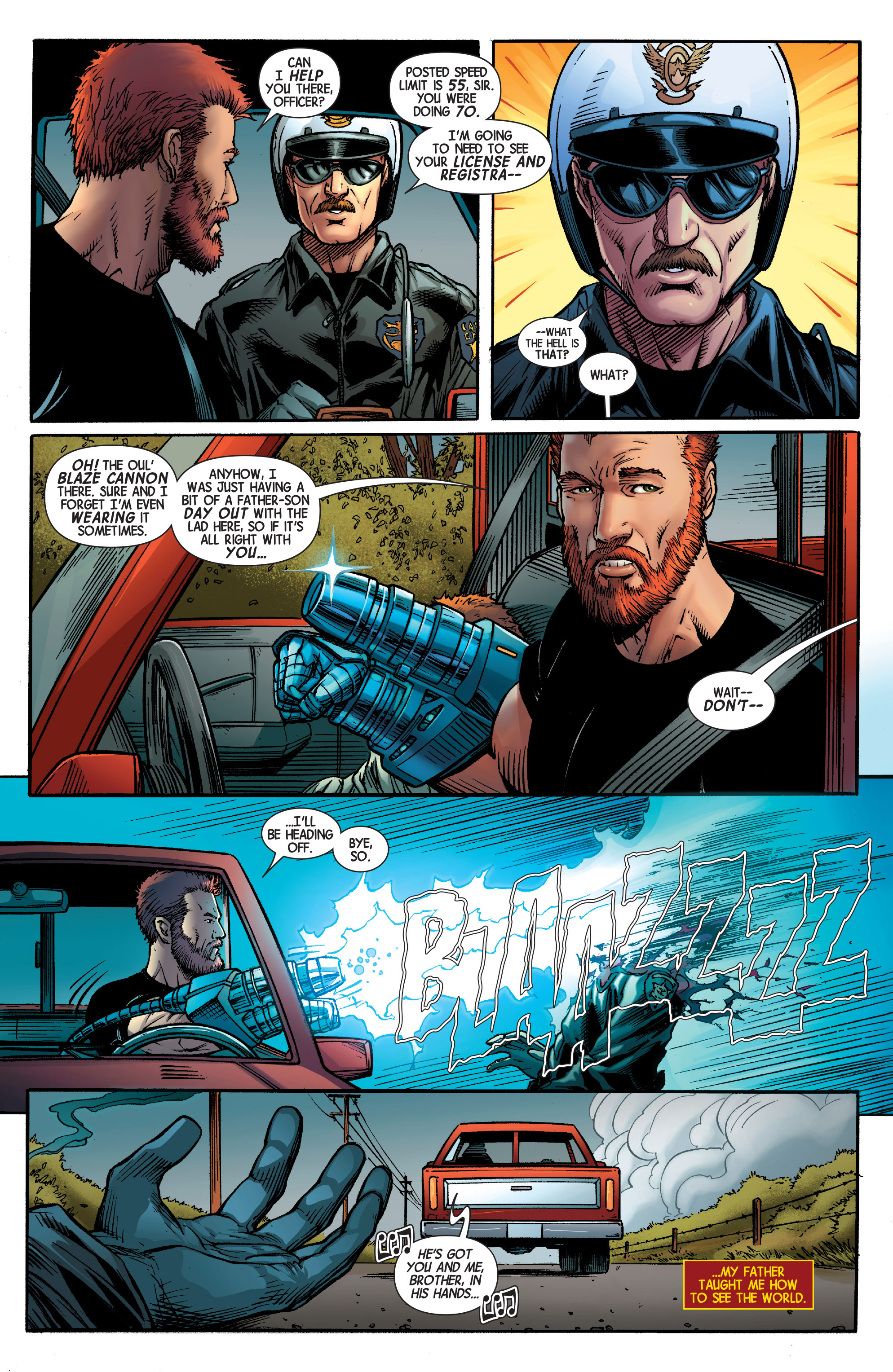 Read online Avengers (2013) comic -  Issue #34.1 - 5