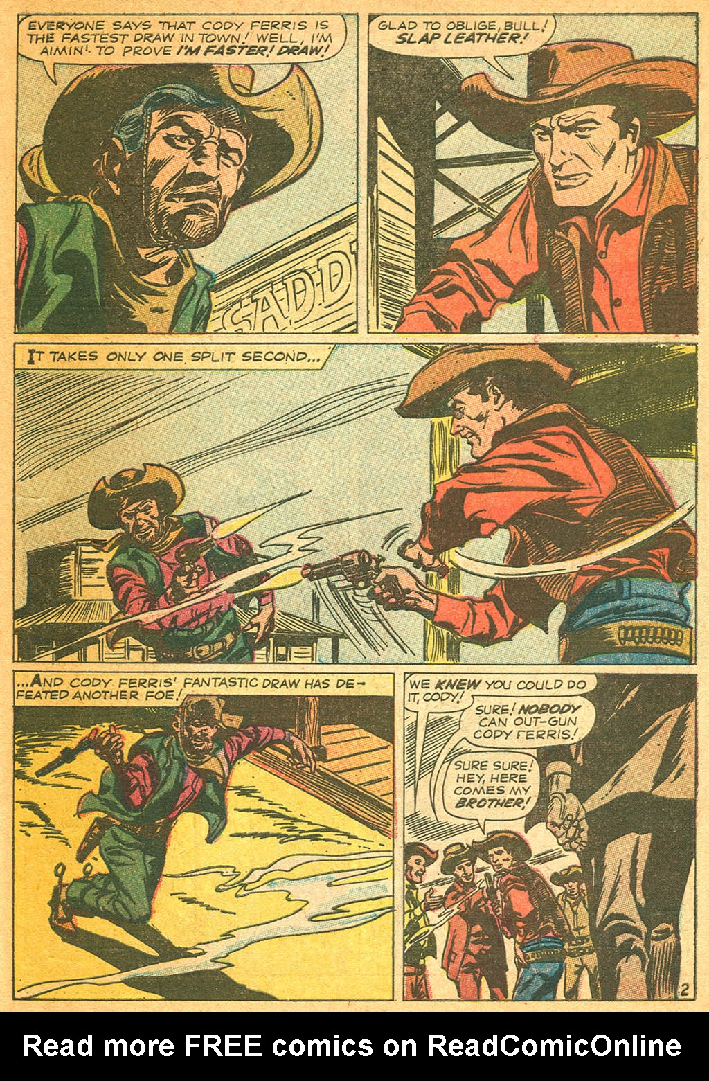 Read online Two-Gun Kid comic -  Issue #87 - 27