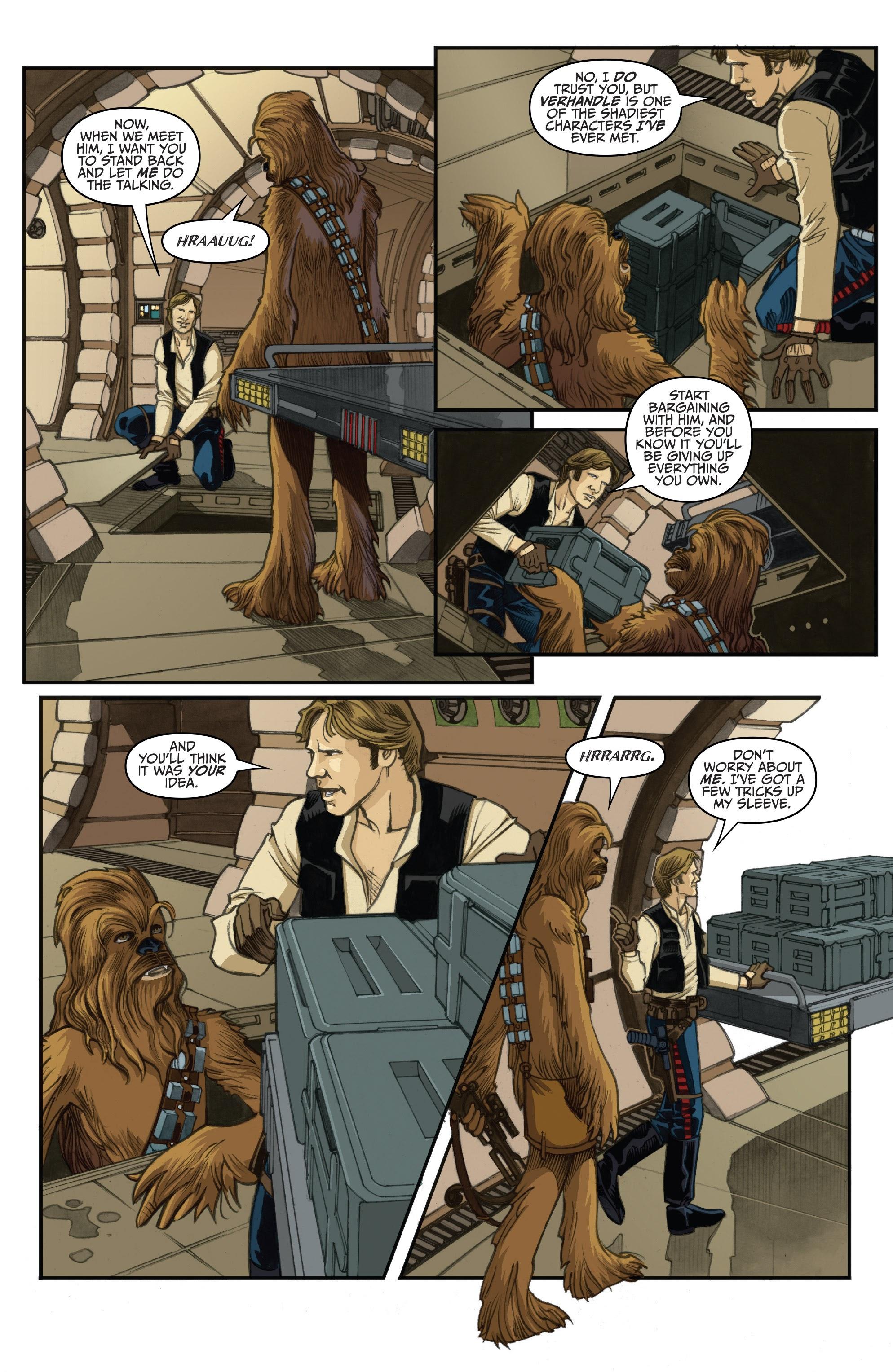 Star Wars (2013) #_TPB_4 #24 - English 100