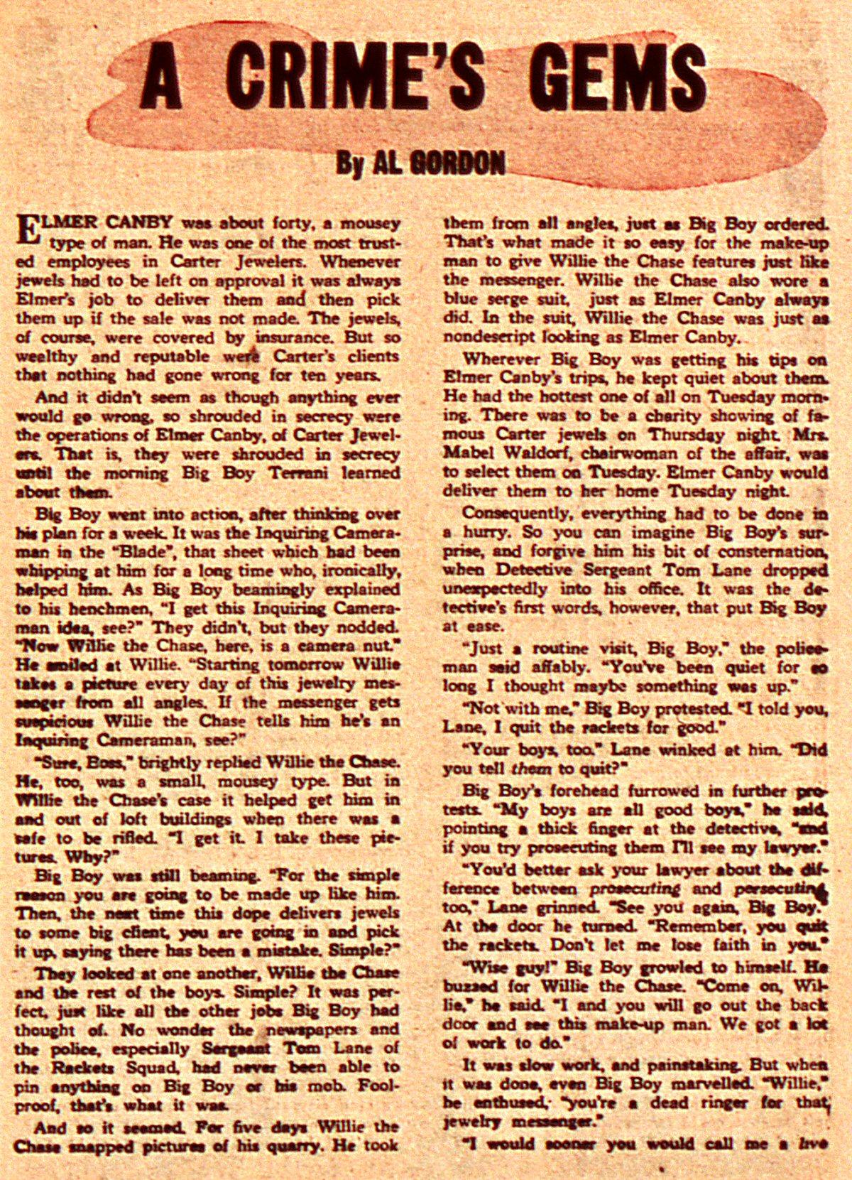 Read online Adventure Comics (1938) comic -  Issue #106 - 39
