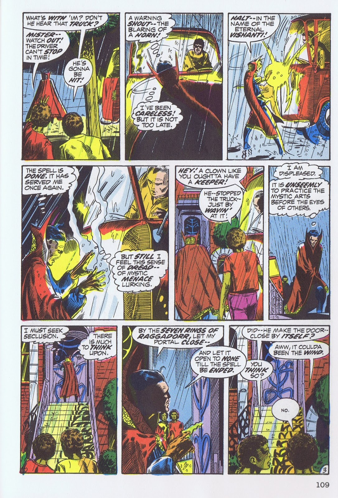 Doctor Strange: Master of the Mystic Arts issue TPB - Page 103