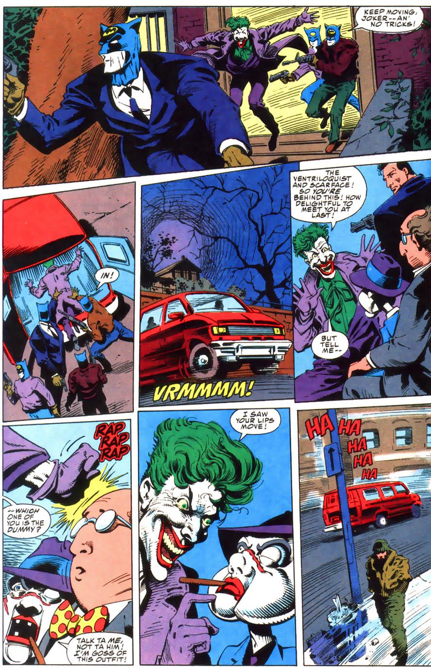 Read online Detective Comics (1937) comic -  Issue # _Annual 5 - 21