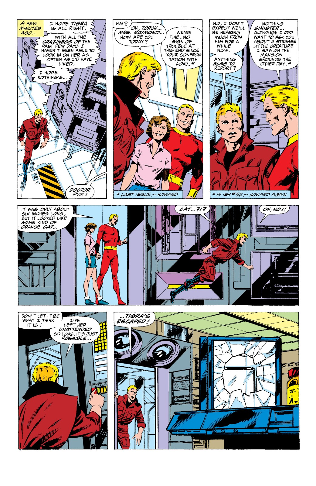 Avengers West Coast (1989) issue 56 - Page 6