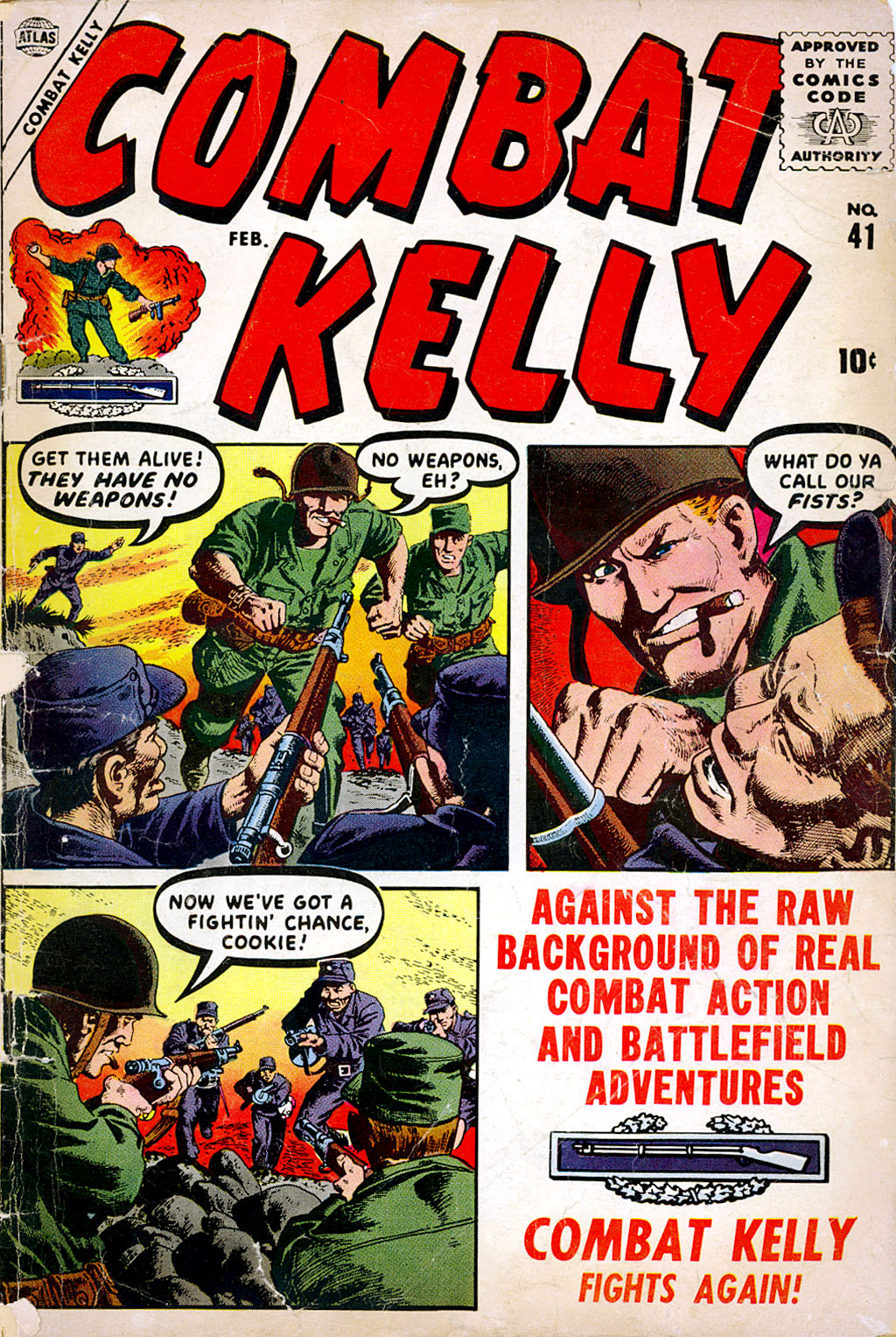 Combat Kelly (1951) 41 Page 1