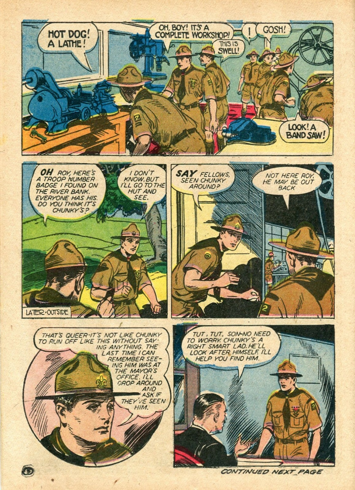 Read online Famous Funnies comic -  Issue #112 - 44