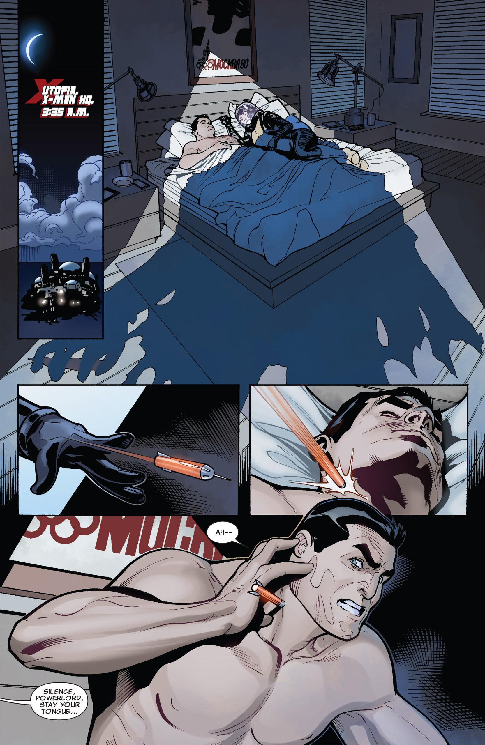 Read online Uncanny X-Men (1963) comic -  Issue #537 - 3