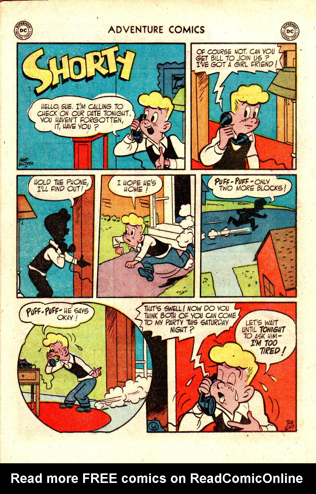 Read online Adventure Comics (1938) comic -  Issue #173 - 24