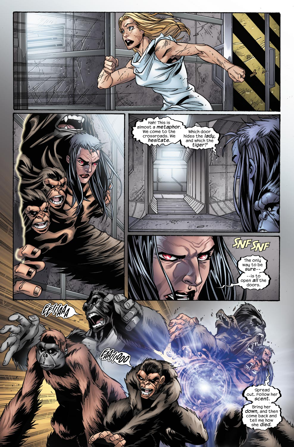 Read online Ultimate Fantastic Four (2004) comic -  Issue #49 - 12