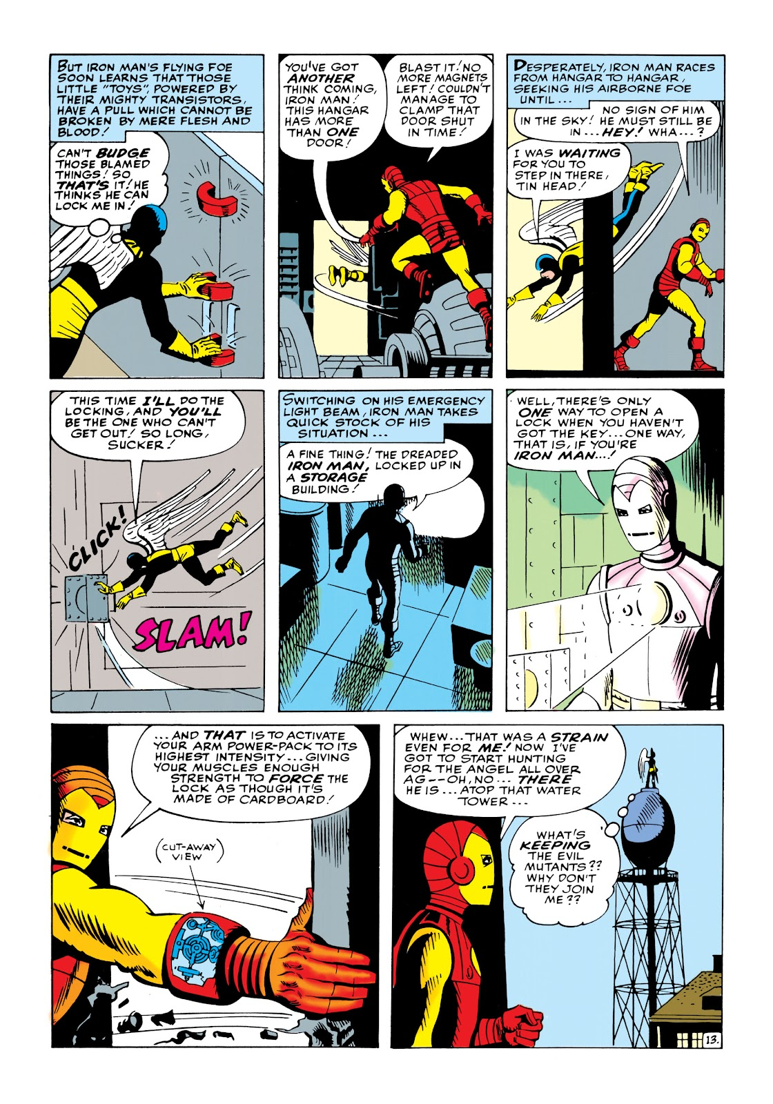 Read online Marvel Masterworks: The Invincible Iron Man comic -  Issue # TPB 1 (Part 2) - 71