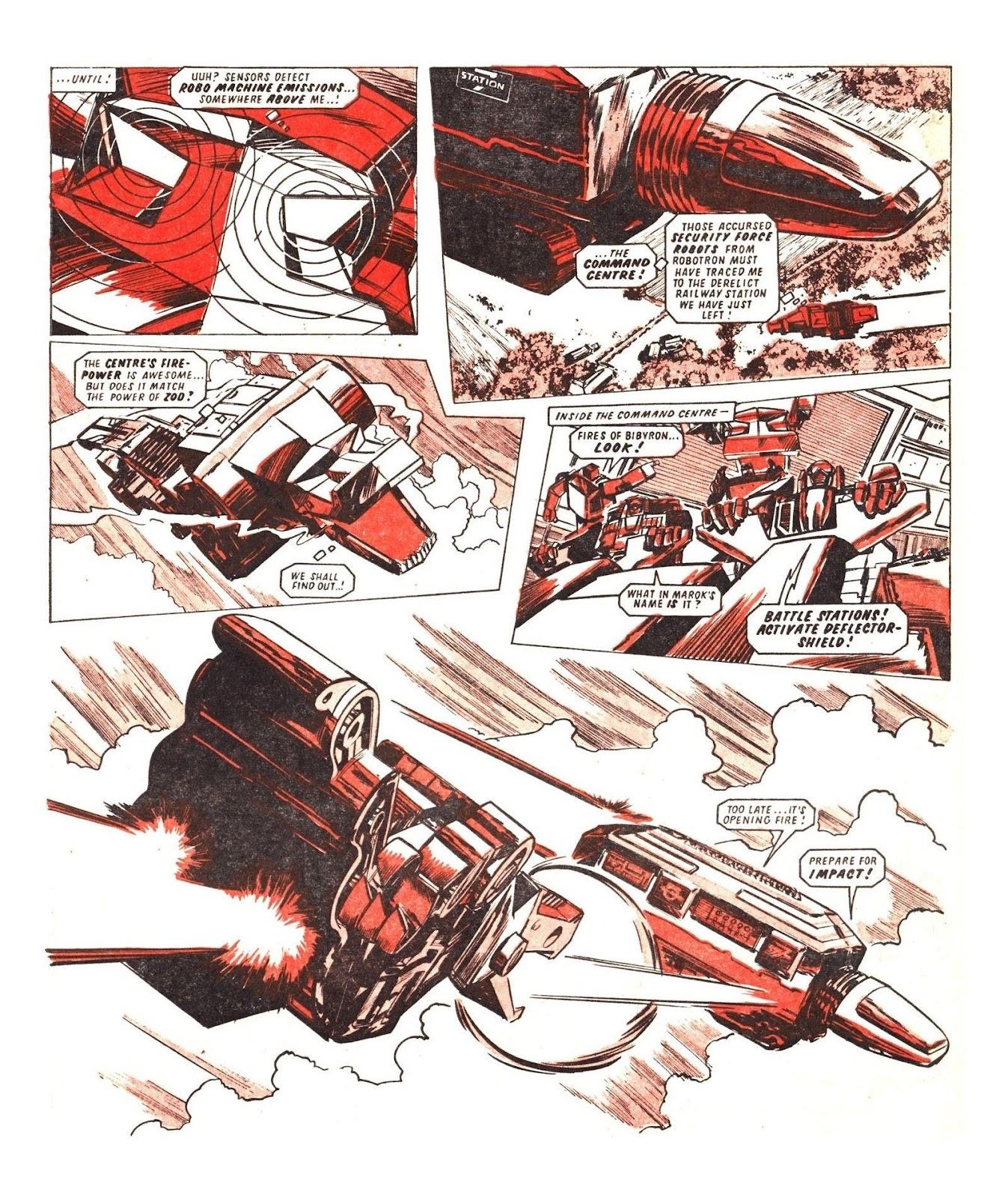 Read online Robo Machines comic -  Issue # TPB - 74