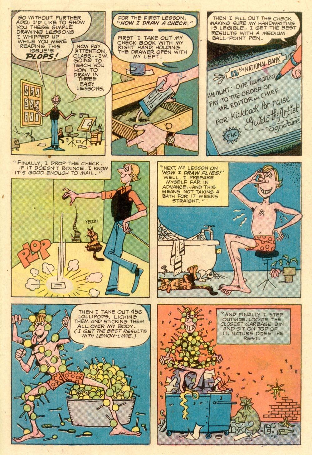 Read online Plop! comic -  Issue #24 - 42