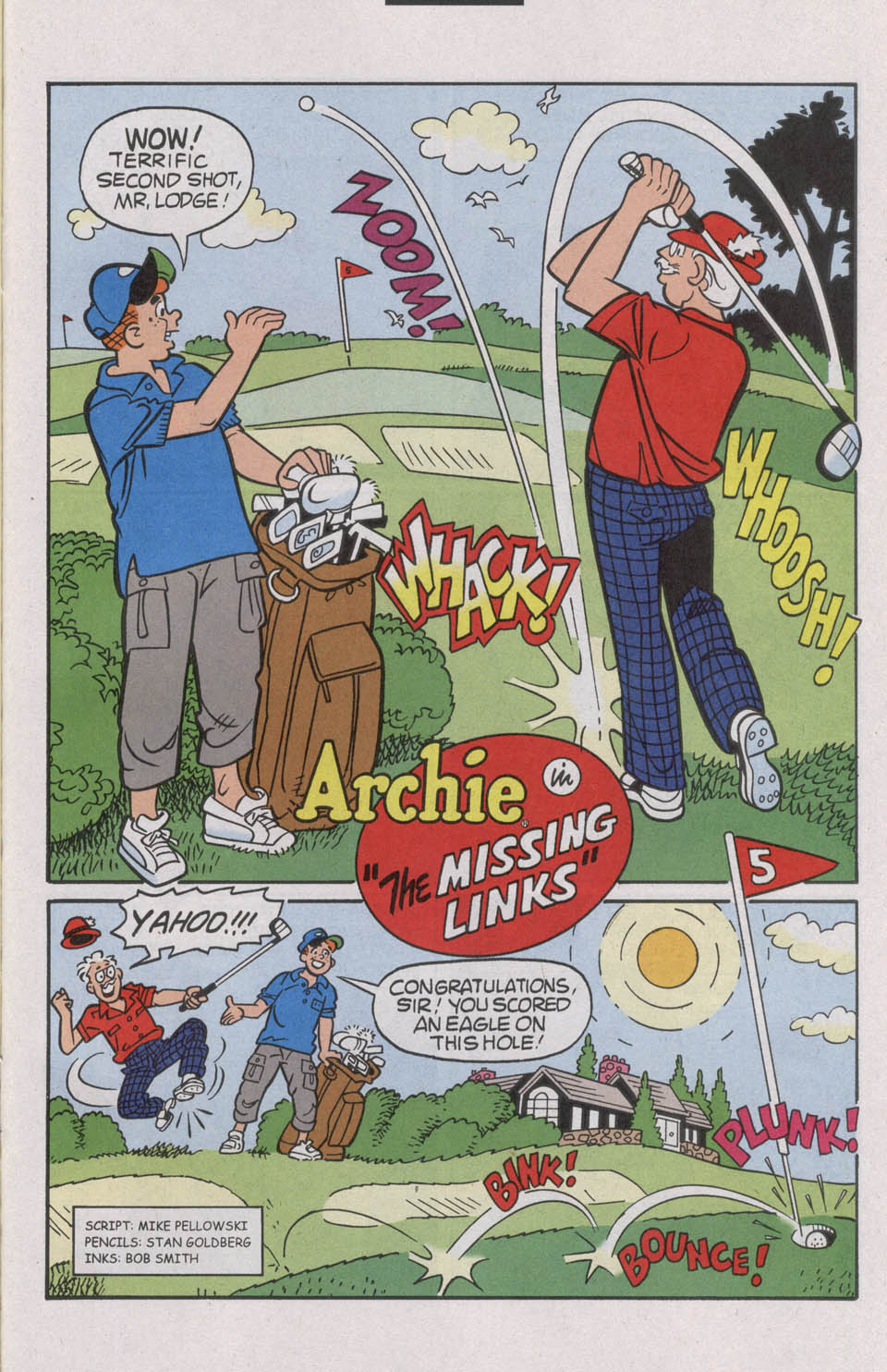 Read online Archie (1960) comic -  Issue #536 - 29