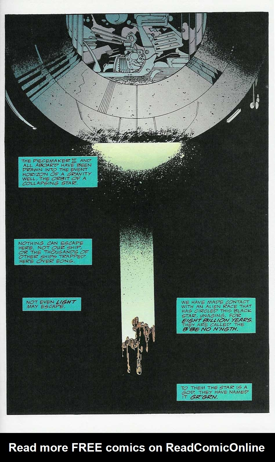 Alien Legion: On the Edge issue 2 - Page 4