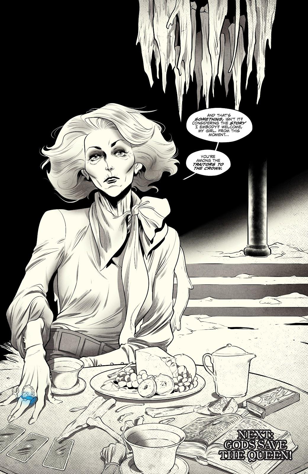 Read online Nomen Omen comic -  Issue #3 - 27
