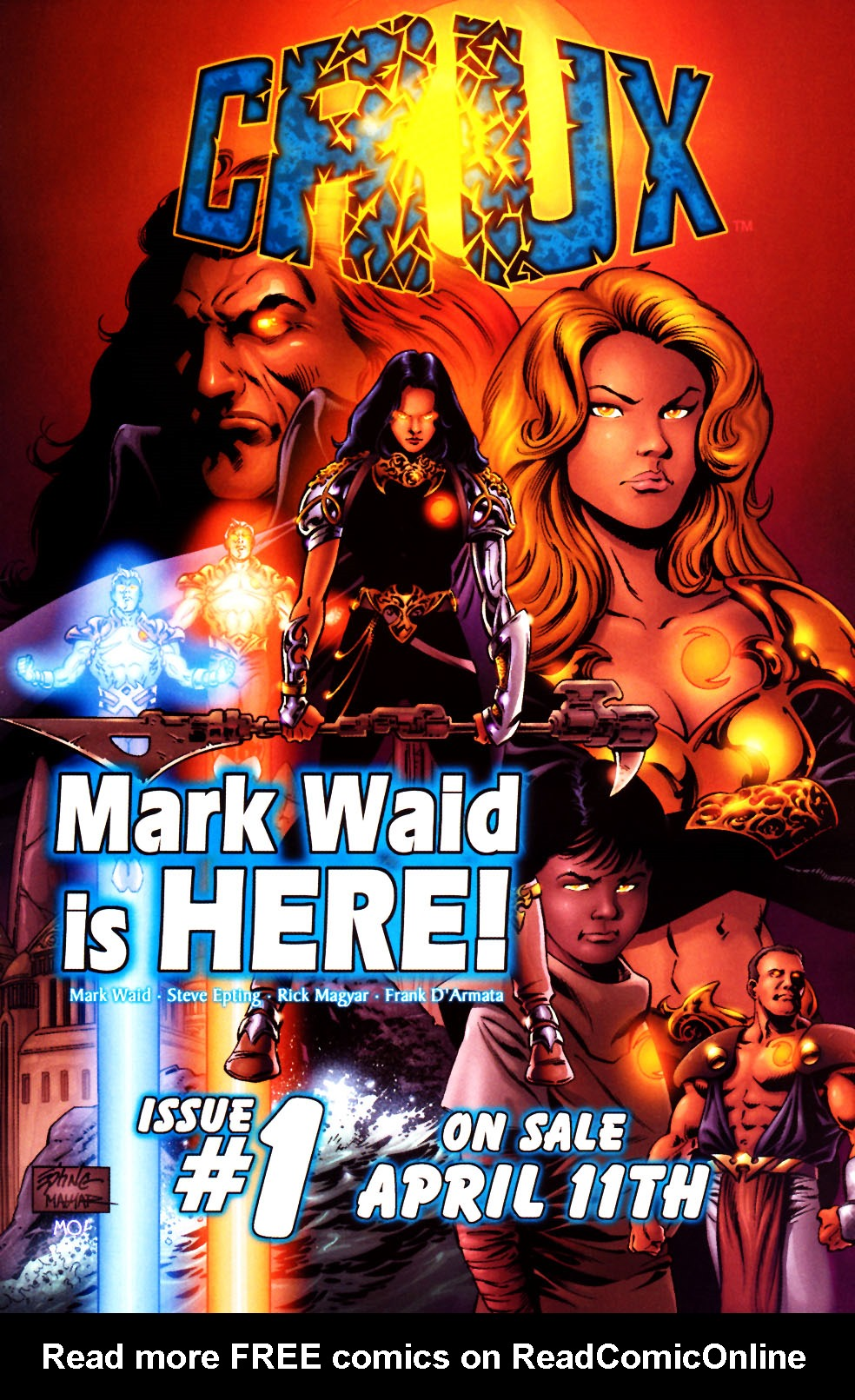 Read online Scion comic -  Issue #10 - 33