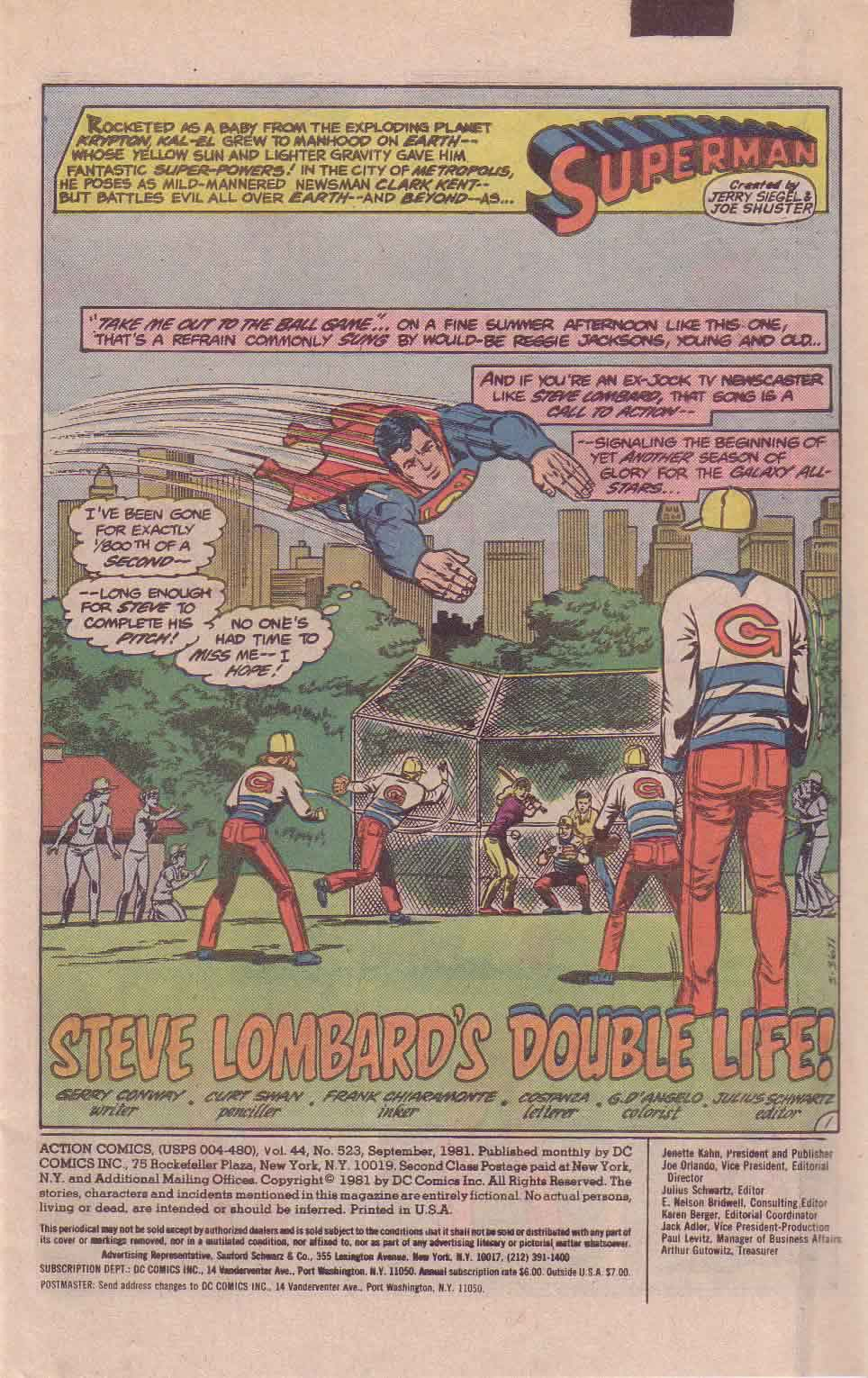 Read online Action Comics (1938) comic -  Issue #523 - 2