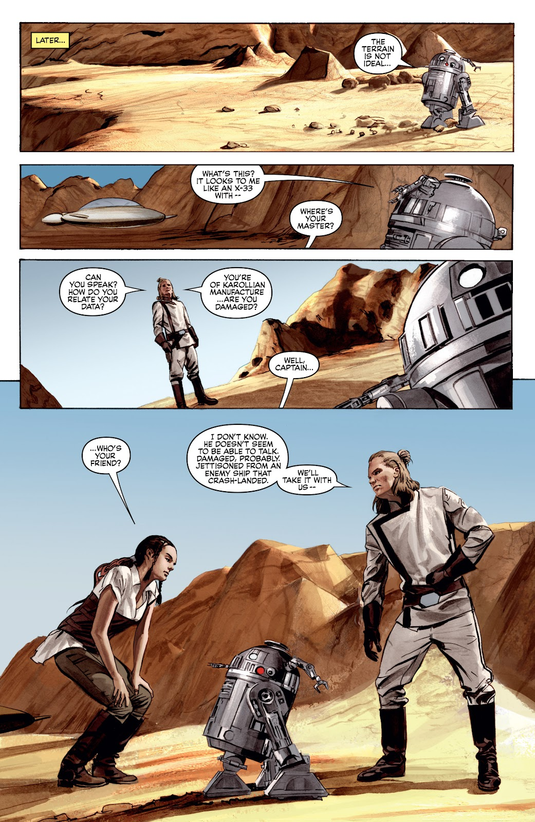 Read online Star Wars Legends: Infinities - Epic Collection comic -  Issue # TPB (Part 4) - 50