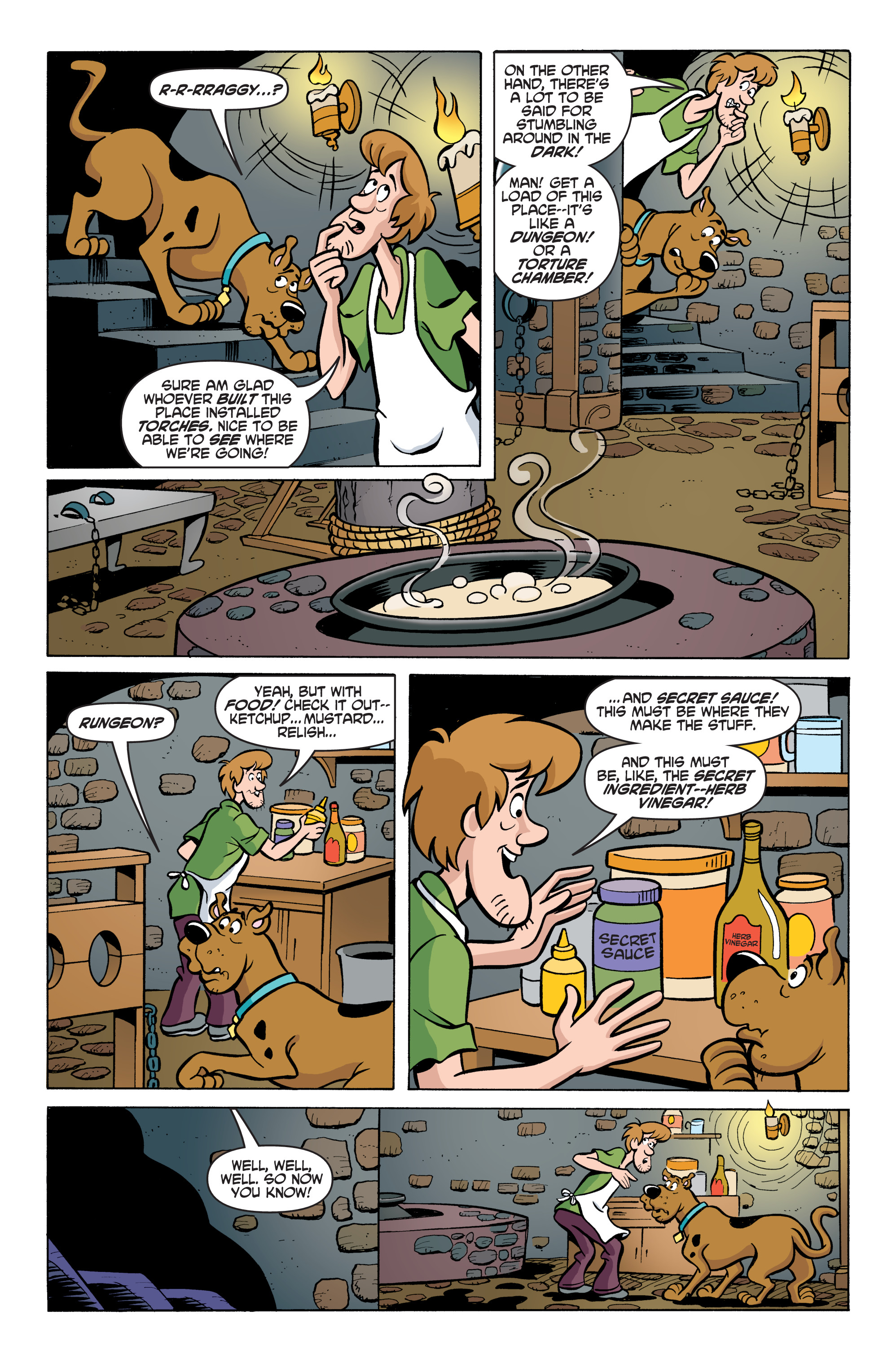Read online Scooby-Doo (1997) comic -  Issue #84 - 20