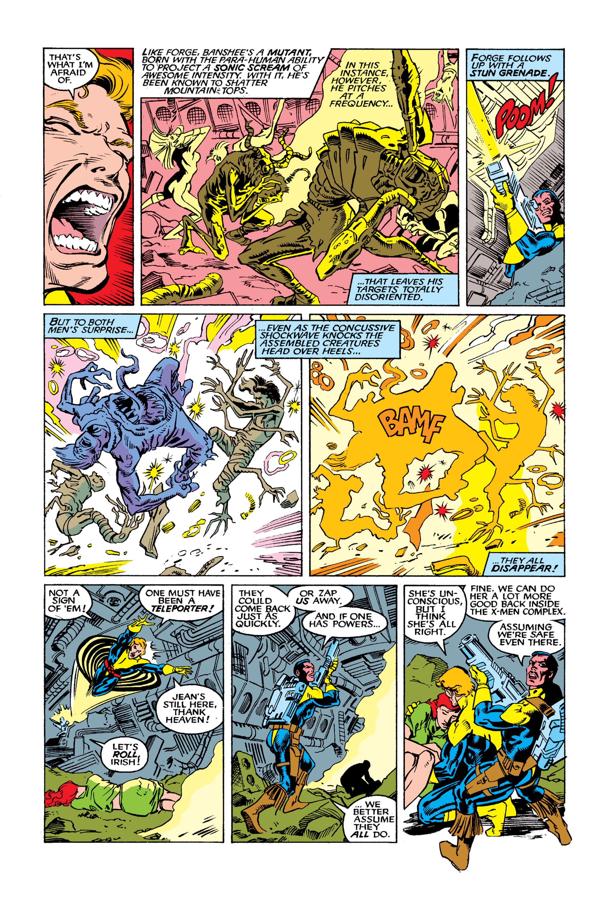 Read online Uncanny X-Men (1963) comic -  Issue #262 - 4