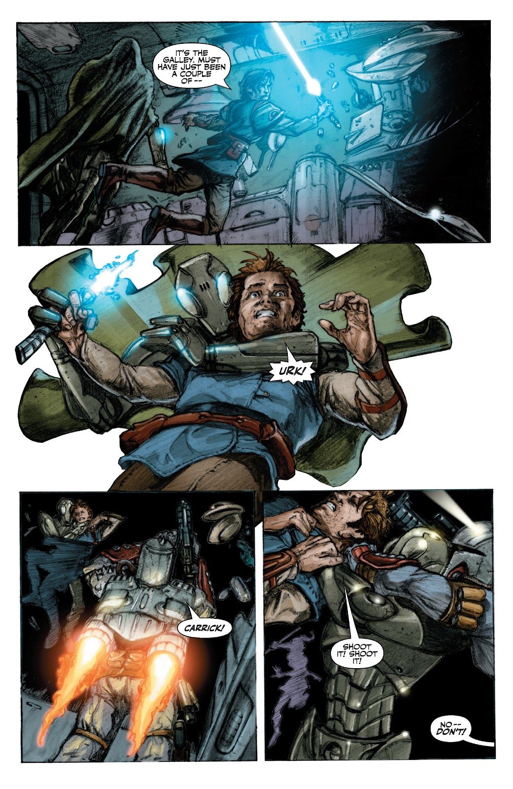 Read online Star Wars Legends: The Old Republic - Epic Collection comic -  Issue # TPB 3 (Part 1) - 12