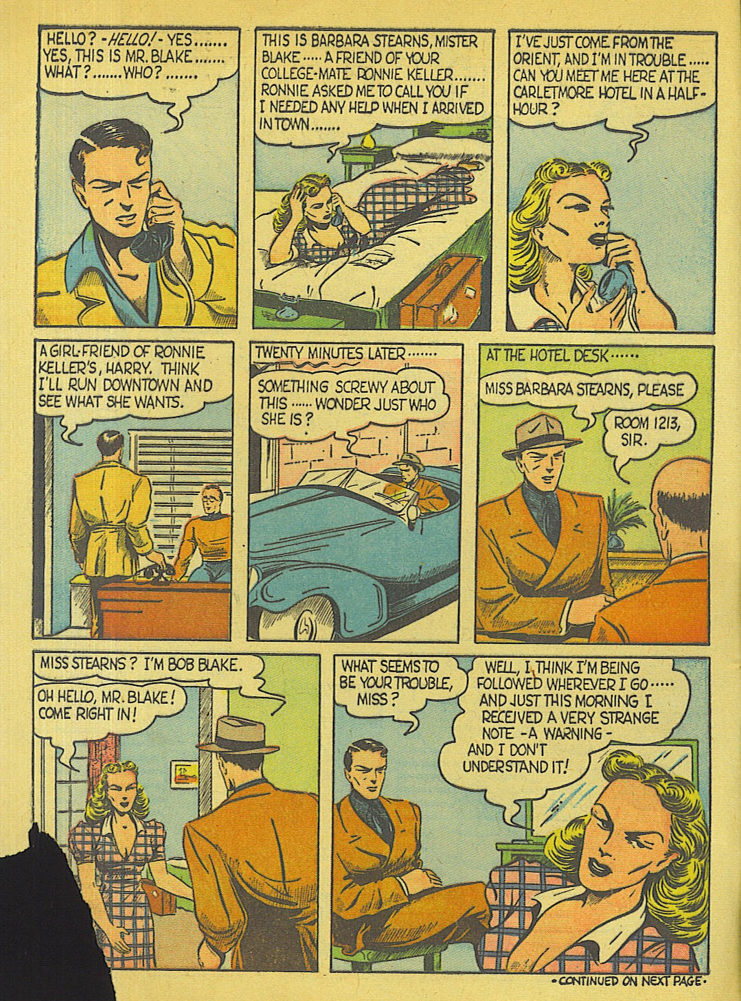 Reglar Fellers Heroic Comics issue 5 - Page 3