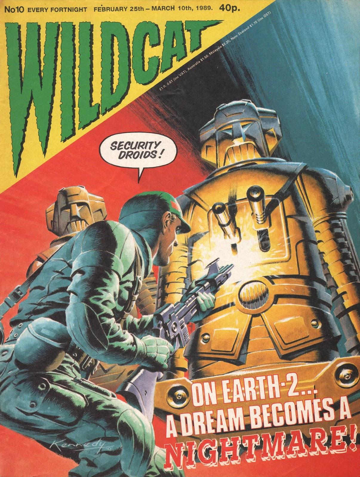 Wildcat 10 Page 1