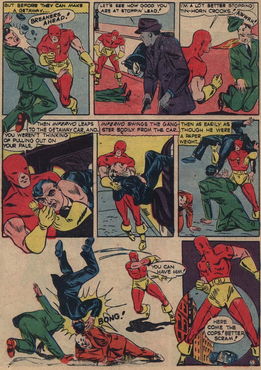 Blue Ribbon Comics (1939) issue 18 - Page 47