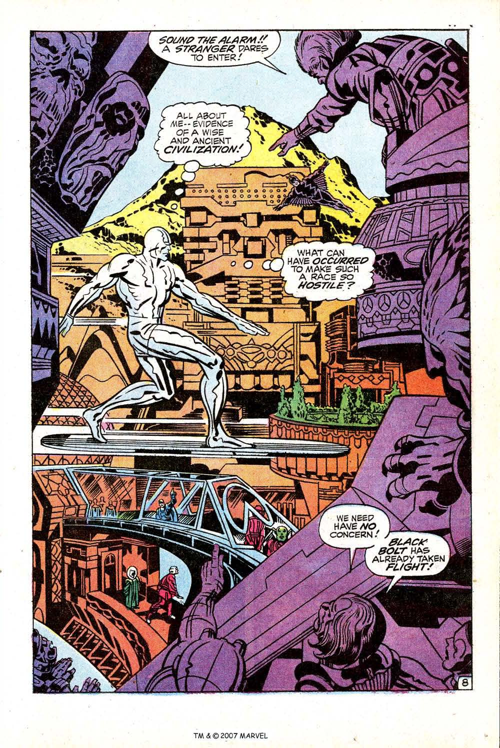Silver Surfer (1968) issue 18 - Page 13