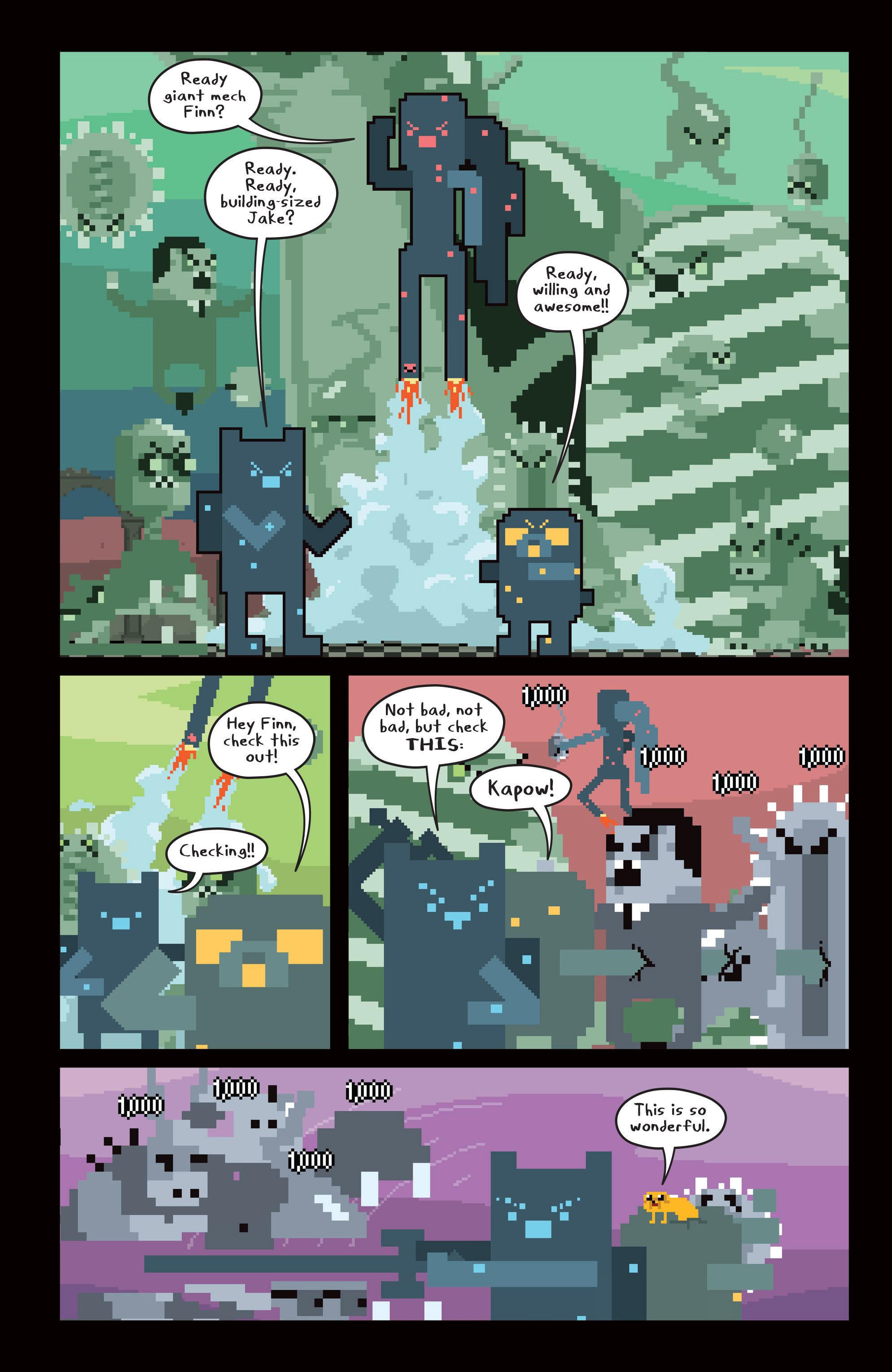 Read online Adventure Time comic -  Issue #Adventure Time _TPB 3 - 78