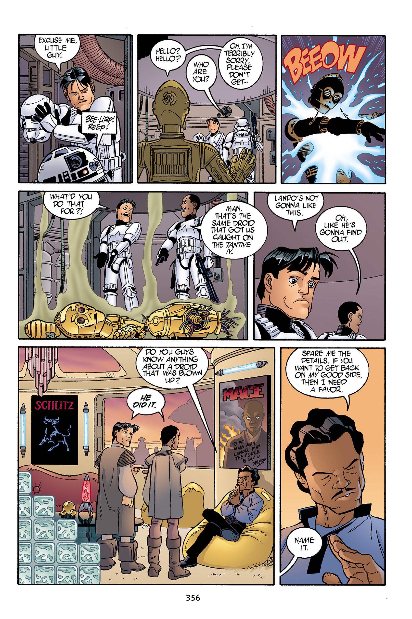 Read online Star Wars Omnibus comic -  Issue # Vol. 30 - 349